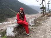 One of the most beautiful valleys of Himalayan region is Yumthang in Sikkim