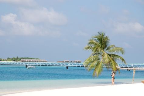 मालदीव के रंगाली द्वीप की खूबसूरती