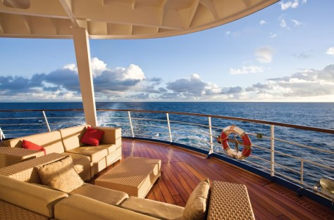Luxury at Sea