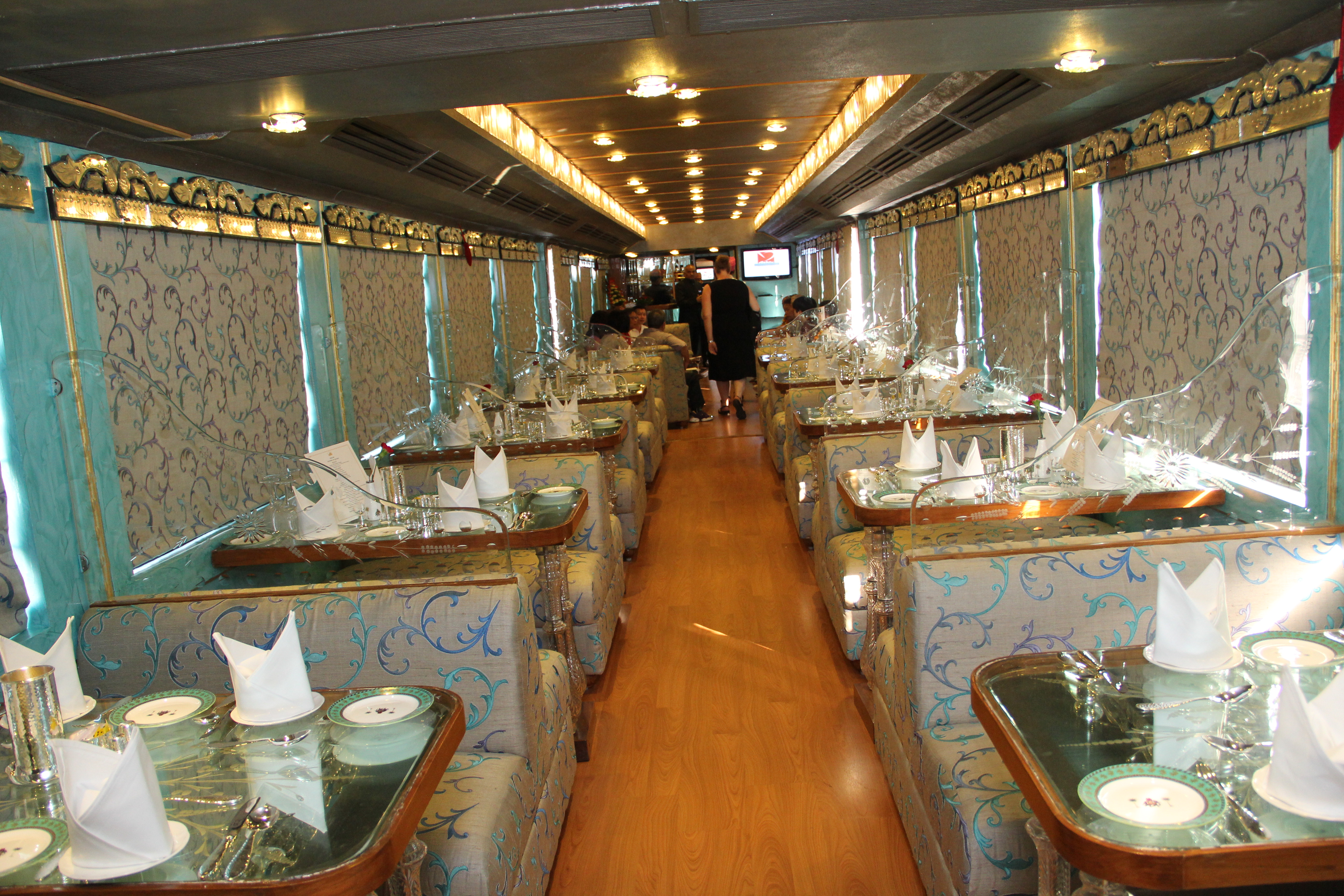 luxury trains in india Visiting historic places in india can in itself be an overwhelming experience, but imagine travelling to these places on luxury trains with royal coaches.