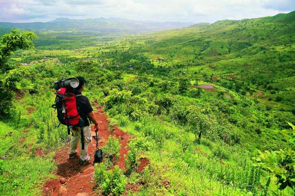Adventure & Backpack Travel in India