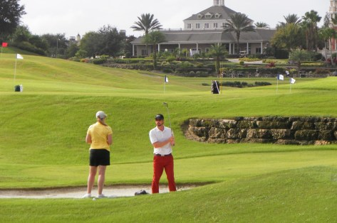 NNIKA Golf Academy of Orlando. Photo: Visit Orlando