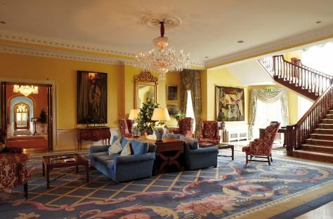 The Lobby at K-Club, Ireland