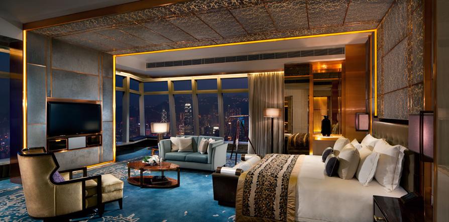 Ritz Carlton Suite Bangalore Among Top 101 Suites In