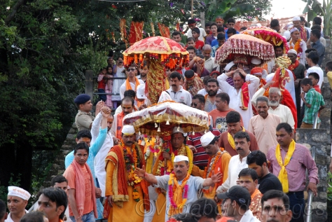 Yatra at Baijnath temple