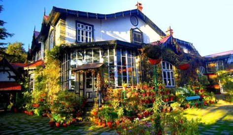 Hotel Chapslee in Shimla. Photo: courtsey indiafamousfor.com