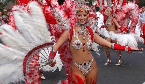 Fun in Goa Carnival
