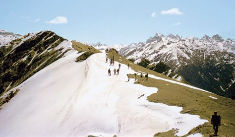 Chanderkhani-Pass