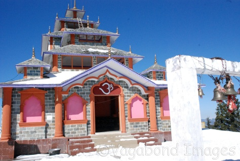 Surkanda Temple3