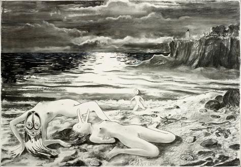 untitled by Tilo Baumgärtel.  Copyright: artist and Galerie Kleindienst
