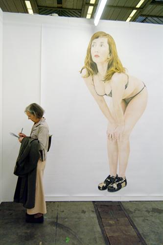 Salon Beurs Show:  artbrussels