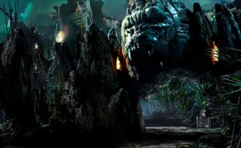 Skull Island Reign of Kong Entrance_LR