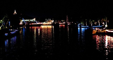 Canal Cruise-Florida