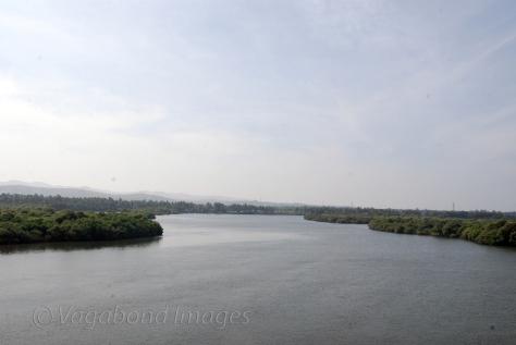 Goa river