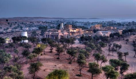 Ras Al Khaimah - Banyan Tree Al Wadi