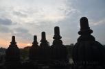 Prambanan Sunset2