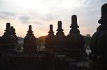 Prambanan Sunset3