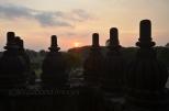 Prambanan Sunset5