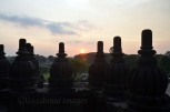 Prambanan Sunset7