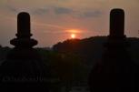 Prambanan Sunset8