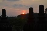 Prambanan Sunset14