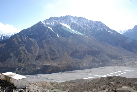 Spiti valley in its full glory