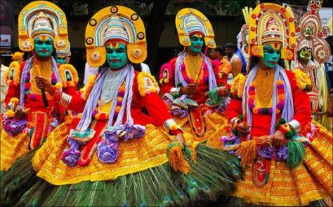 Athachamayam-Festival-at-Tripunithura