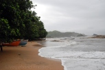 Om beach is beautiful