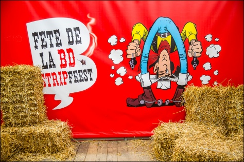 Fete de la BD - Stripfeest